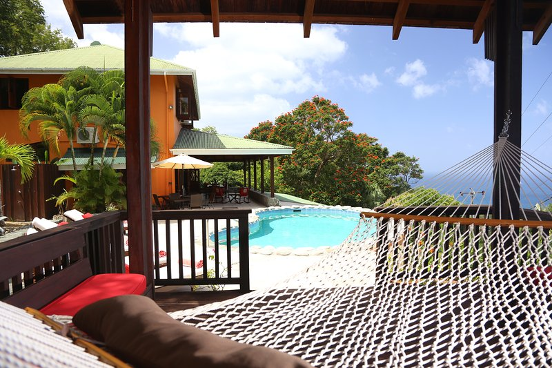 Villa Cybelle Master Suite, holiday rental in Castries