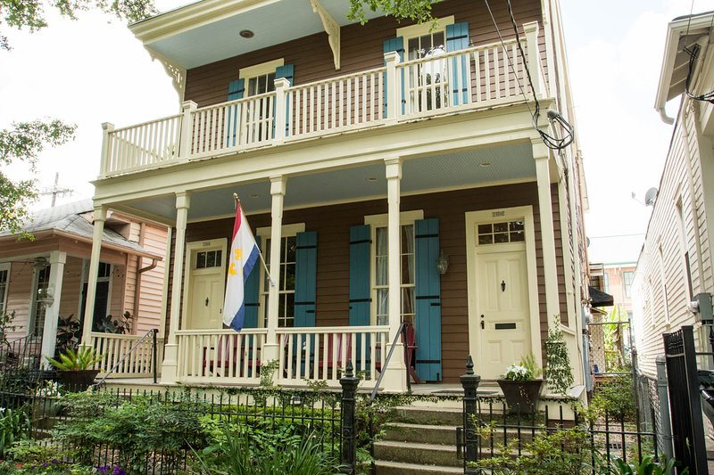 2 BR Vict. House - Garden District, holiday rental in New Orleans