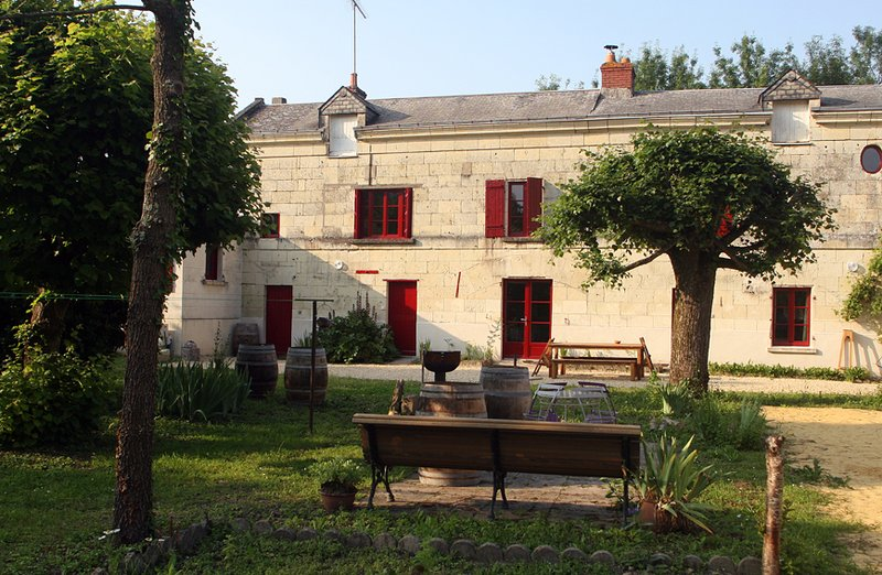 La Closerie de Parnay, aluguéis de temporada em Varennes sur Loire