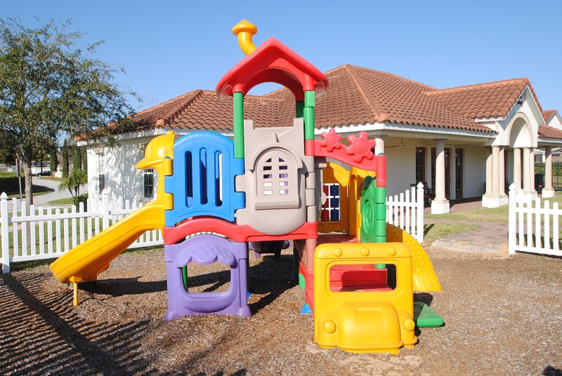 On-site facilities: children's play area