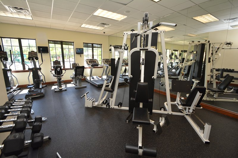 On-site facilities:-Fitness centre