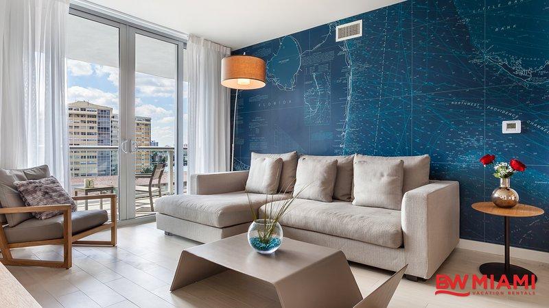 One Bedroom New2015 & Cozy !, vacation rental in Hallandale Beach