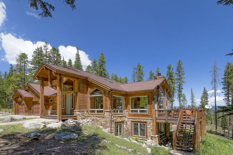 Five Bedroom Breckenridge Vacation Rental