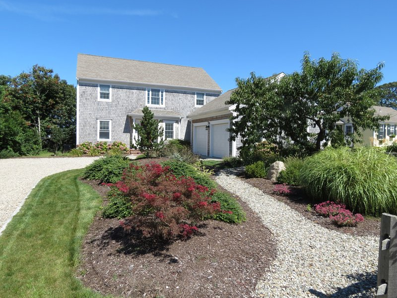 It's a big, beautiful home in an ideal Brewster Bayside neighborhood.