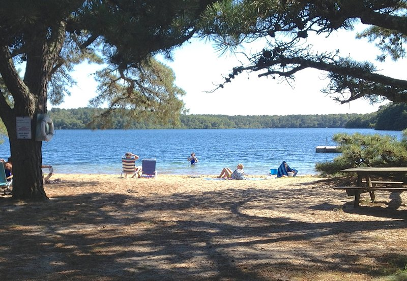 Walk to Sheep's Pond, Brewster, sleeps 10--010-B, location de vacances à Lake Pleasant