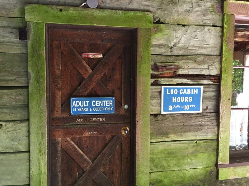 Snowater Community Historic Adult Center