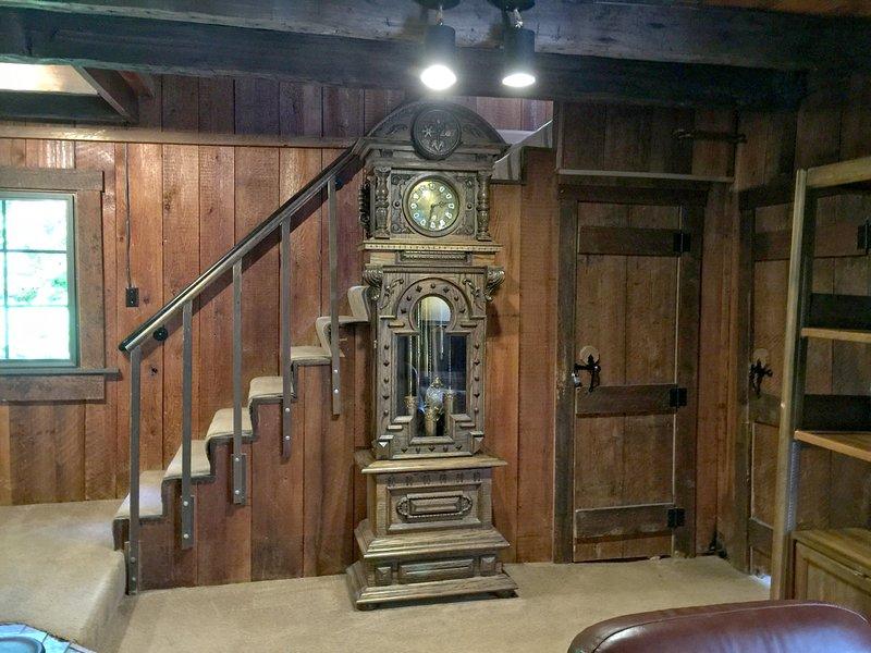 Inside Snowater Community Historic Adult Center