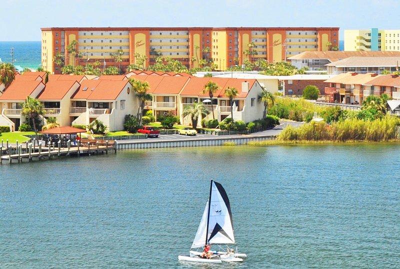 Gulf Dunes Resort Unit 601, Okaloosa Island Fort Walton Beach Vacation Rentals