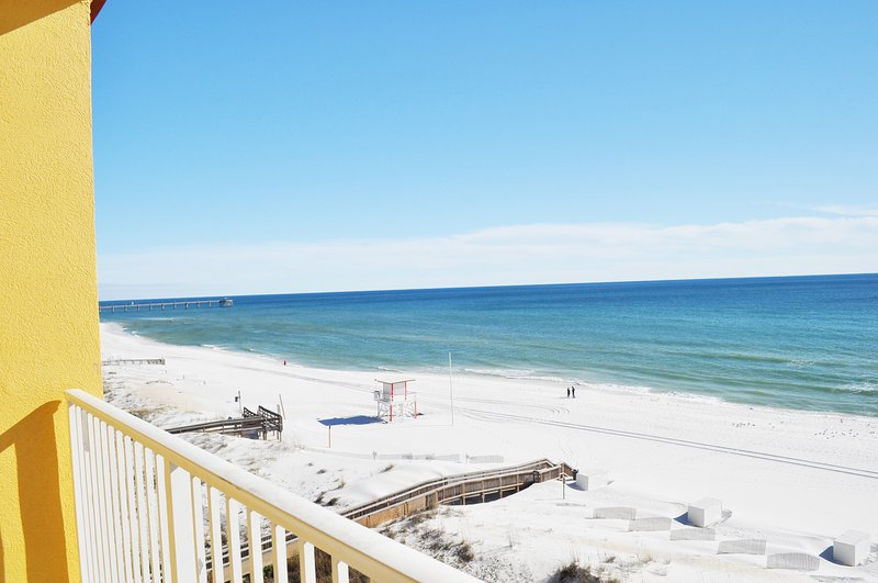 Balcony Gulf Dunes 408 Fort Walton Beach Location de vacances à Okaloosa Island