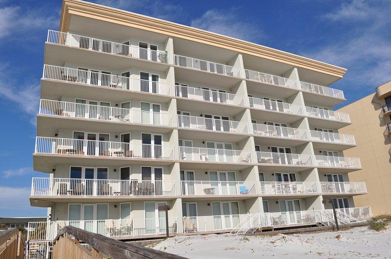 Sea Dunes Resort-eenheid 202 Fort Walton Beach Okaloosa Island vakantie-verhuur