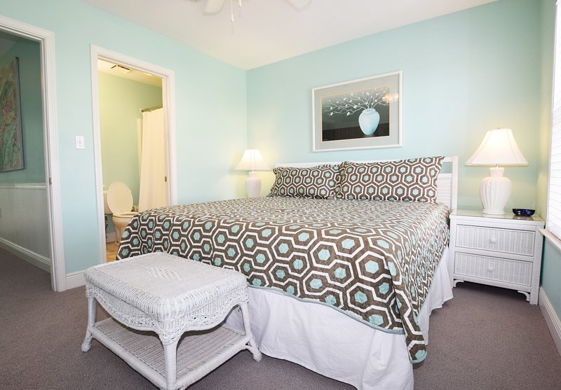 Guest Bedroom Sandollar Townhomes Unit 12 Miramar Beach House Destin Case per le vacanze
