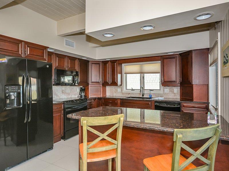 Horno, silla, muebles, Interior, Cocina