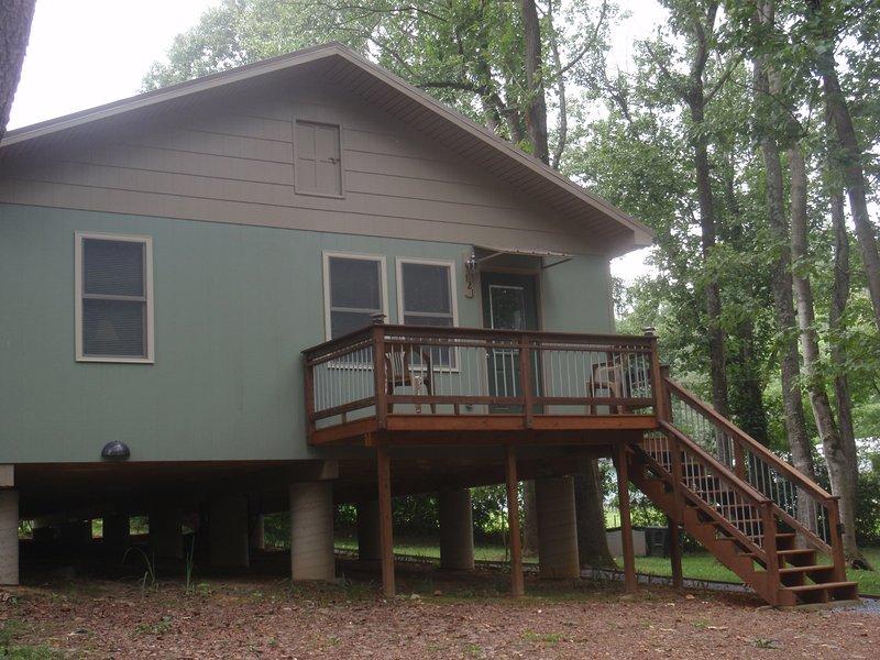 Hidden Cottages 121A, holiday rental in Elizabethton
