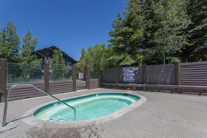 Community Hot Tub-Just Steps From this Rental