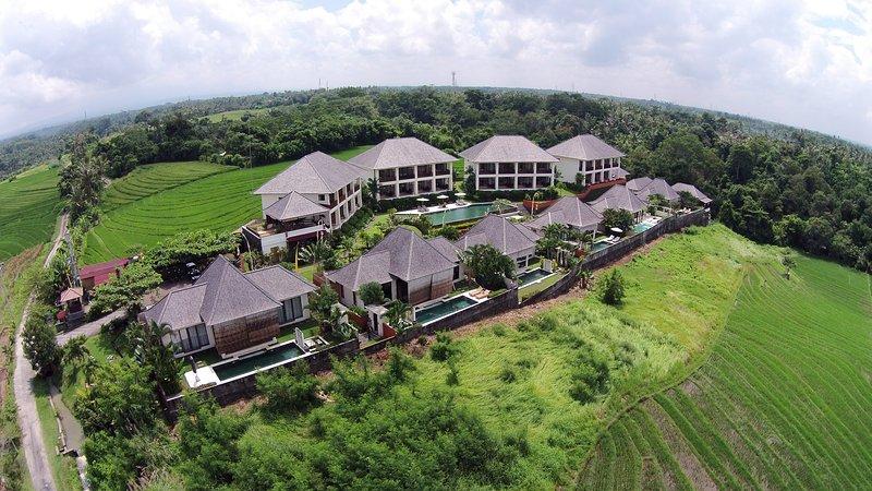 Paddy View Sawah Villa D3, 2Br, holiday rental in Tabanan
