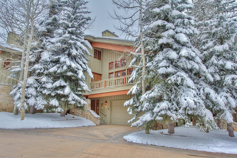 Deer Valley Silverlake Cache, holiday rental in Park City