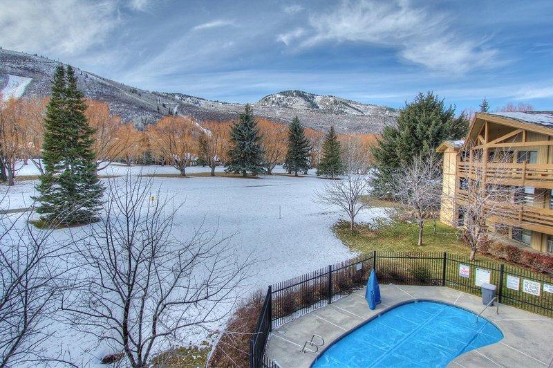 Gemeenschappelijke hot tub / zwembad in Park City All Seasons