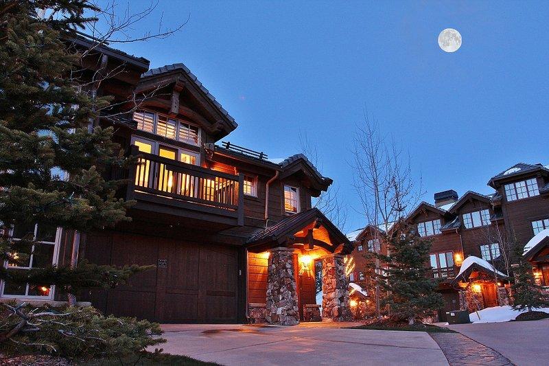 Vista exterior de Deer Valley Ski Estate