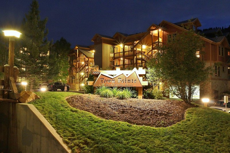 Exterior of Park City Town Pointe Treasure