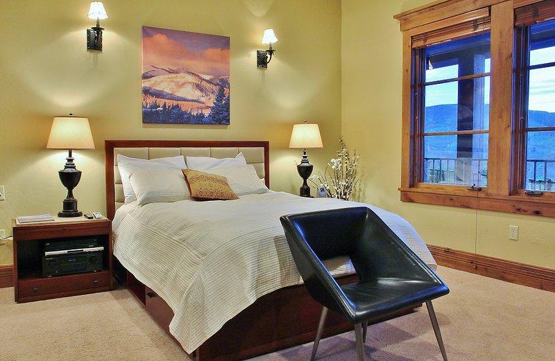 Deer Valley Lookout Cabin, holiday rental in Park City