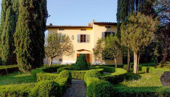 VILLA L'INCANTO, vacation rental in Florence