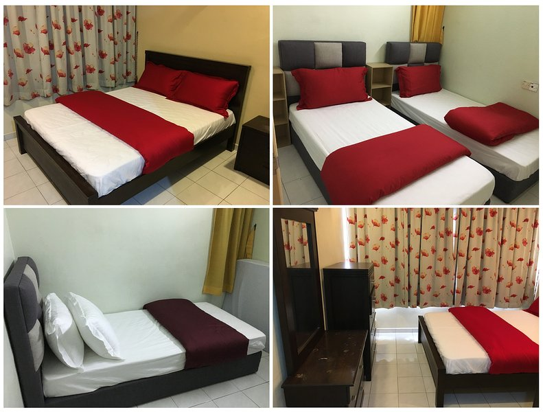 Cozy Vacation Apartment in Penang, holiday rental in Glugor