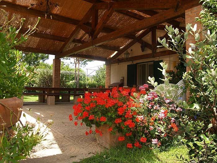 Agriturist Prile - Flowers - Details - Outside