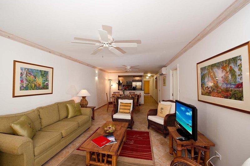 Terraces 101 - Living Area