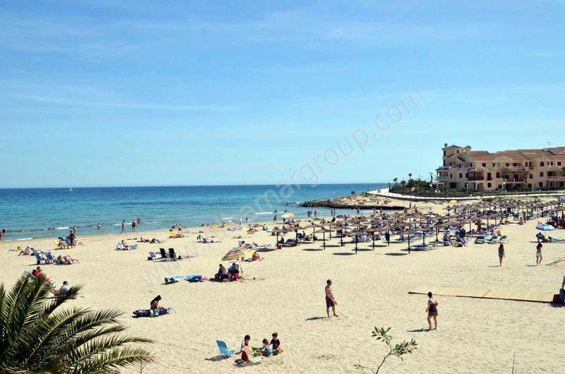 Beautiful La Zenia Beach
