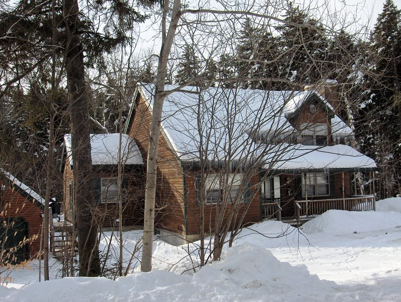 Balsam Cottage 4BR, Hot Tub, Pool Table, Fireplace - 5 minutes to the slopes, holiday rental in South Newfane