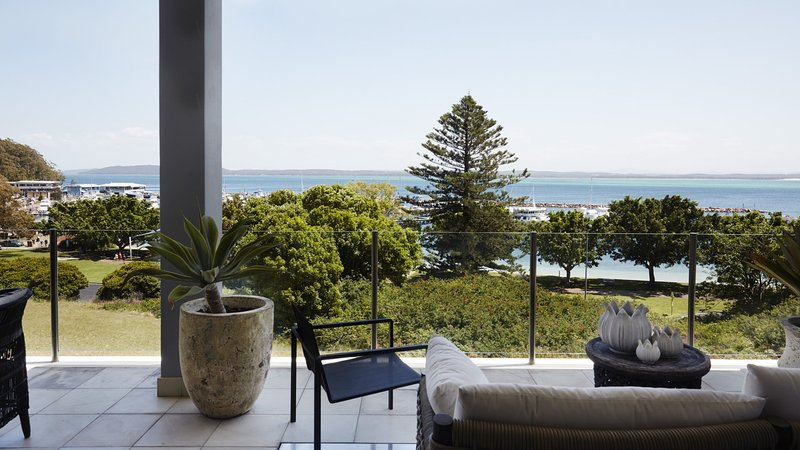 THE WATERFRONT NELSON BAY, holiday rental in Nelson Bay