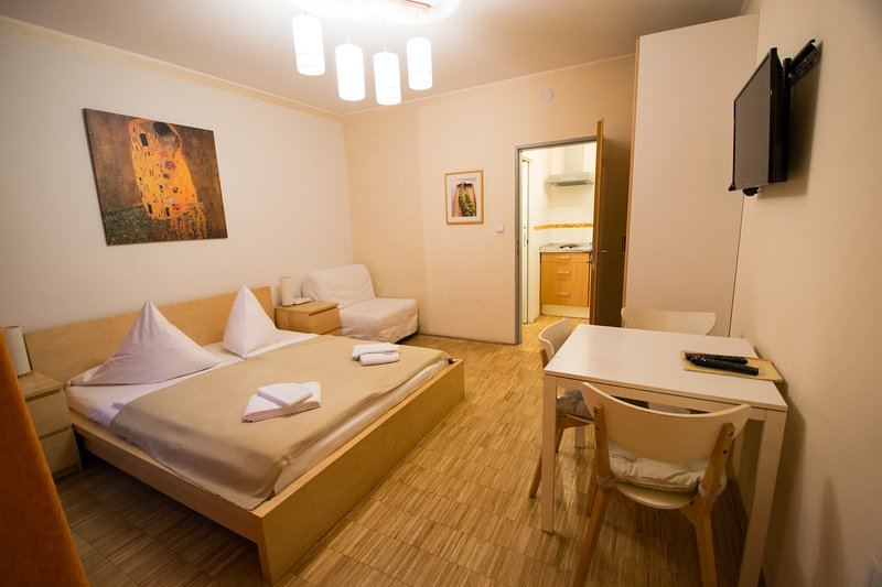 Dali Studio by Ruterra near Muzeum, vacation rental in Prague