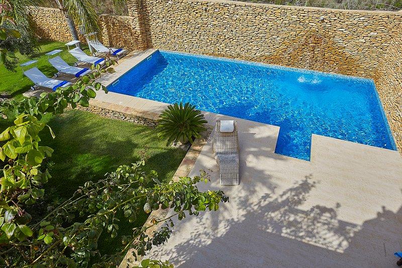 Selinunte villa with pool, holiday rental in Marinella di Selinunte