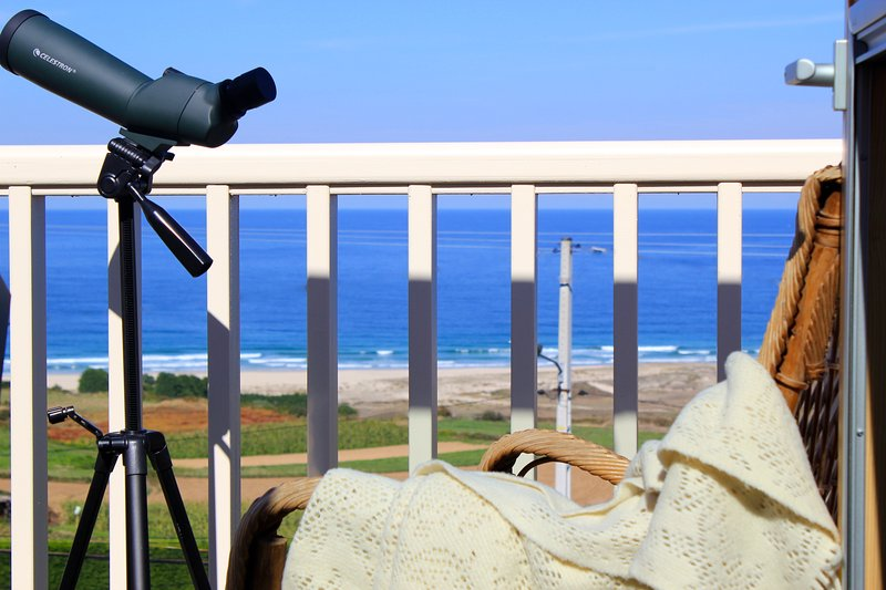 REFUGIO FRENTE AL MAR: MIRADOR DAS AREAS, vacation rental in Carballo