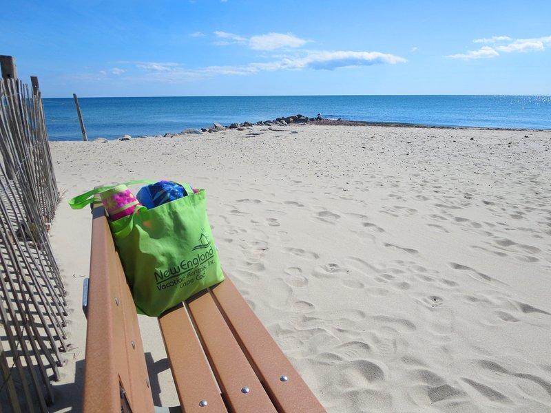 Inman road strand in Dennis op slechts 2 km afstand. - Dennisport Cape Cod Vakantiewoningen in New England