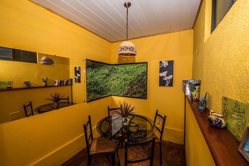 Sun Suite, holiday rental in Tenorio Volcano National Park