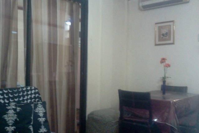 Apartment Studio In Lucena City Philippines Has Air Conditioning