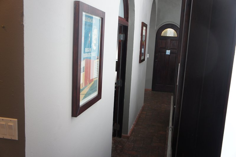 View from Kitchen to Main Door