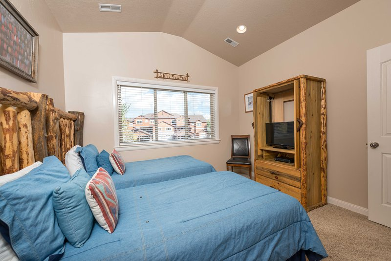 2nd Bedroom/twin beds
