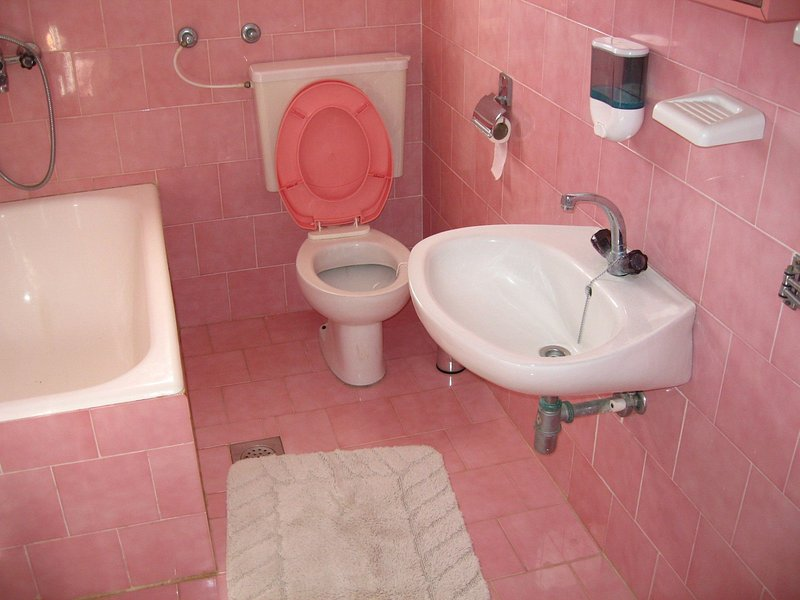 SA3(2+1): bathroom with toilet