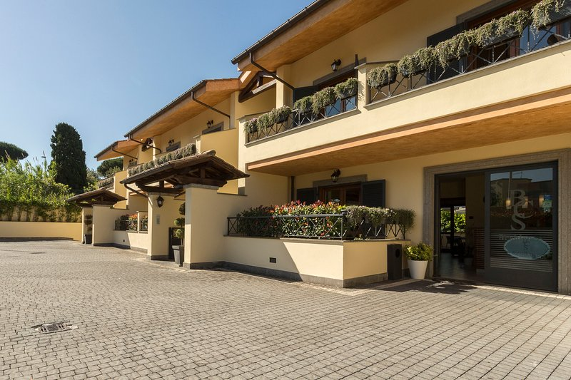 Borgo Castel Savelli, holiday rental in Grottaferrata