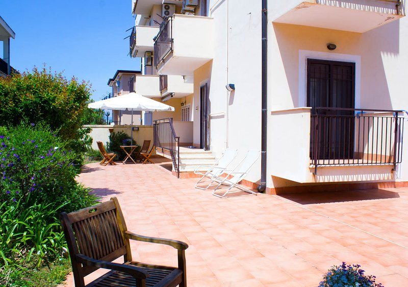 Casa con giardino, holiday rental in Sperlonga