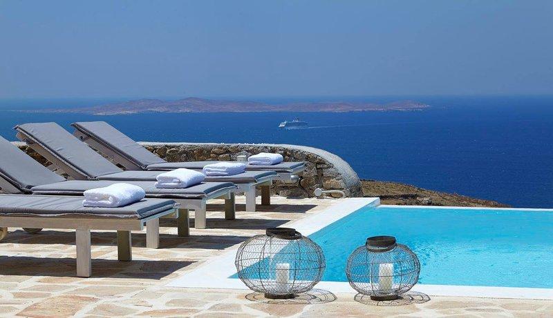 Villa Cypress, holiday rental in Faros Armenistis