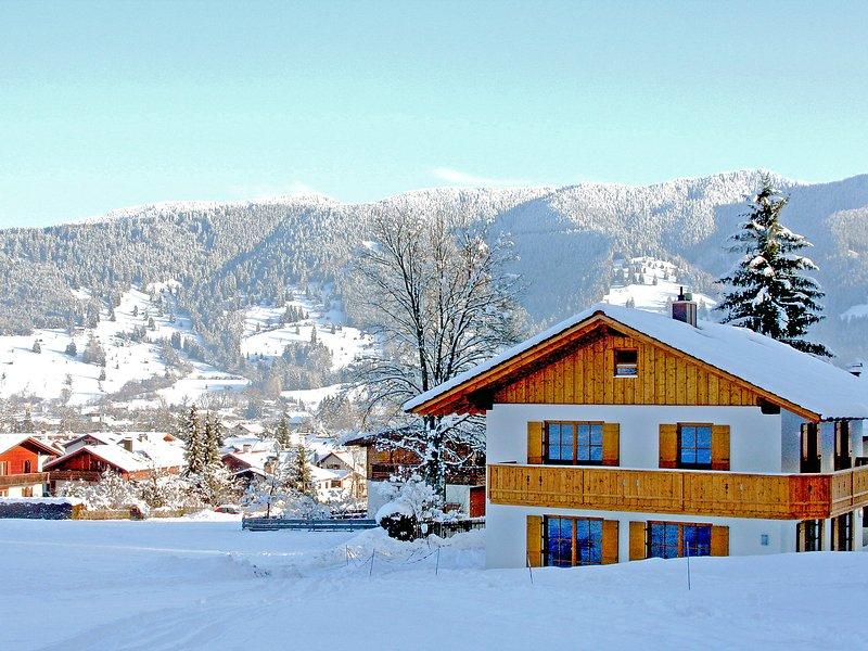 Schwänli, vacation rental in Ohlstadt