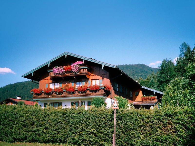Heistracher, vacation rental in Reit im Winkl