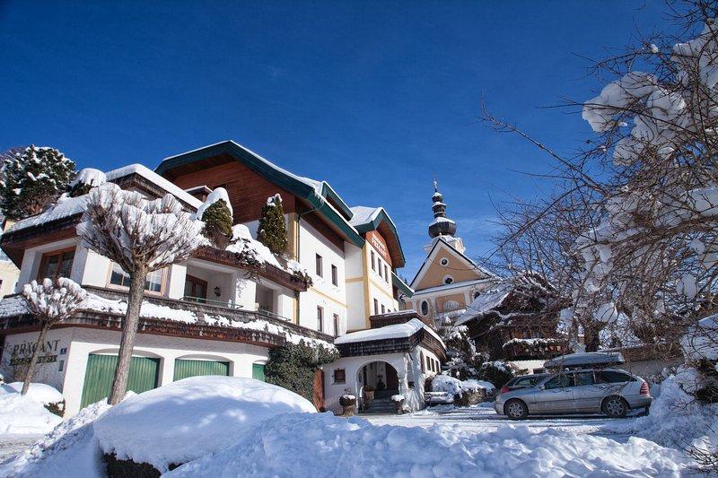 Das Landhaus Apartments Prägant, vacation rental in Bad Kleinkirchheim