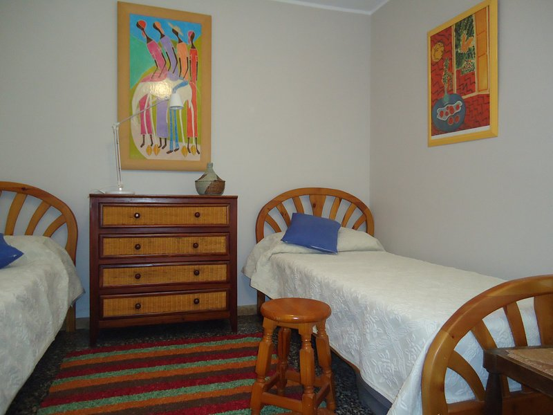 El otro dormitorio