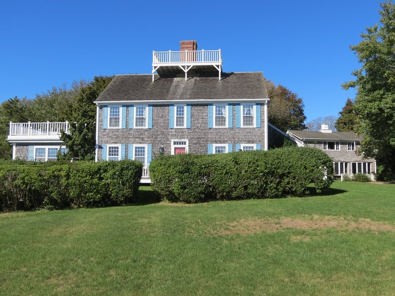 Come enjoy the classic Cape Cod vacation at this lovely property.