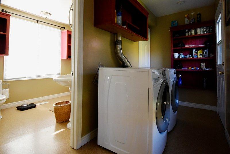 nueva lavadora y secadora