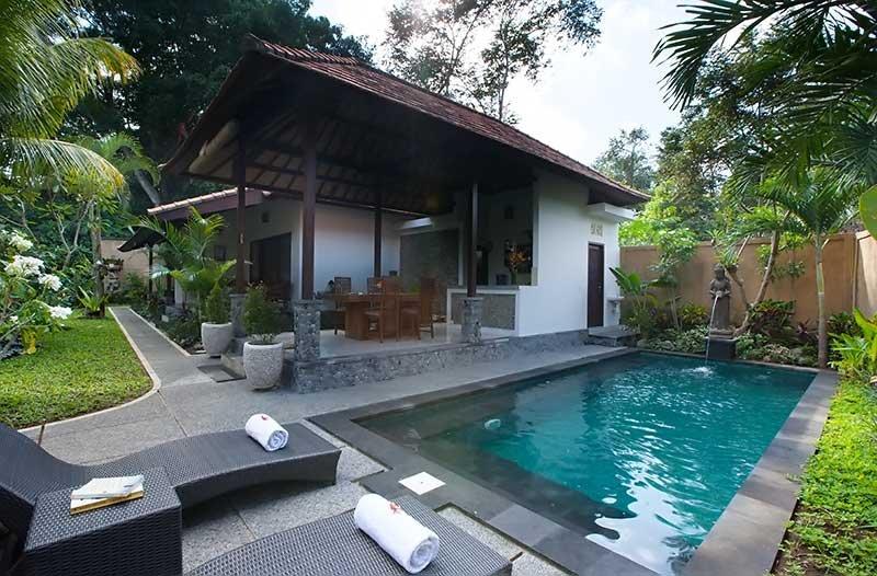 Villa Alam Surya#2 bedroom private Pool, holiday rental in Bedulu